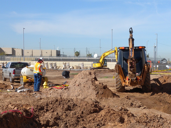 Full Service Excavation, Trenching, & Underground Construction